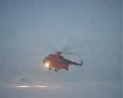30 декабря мальчика, оставшегося в живых после аварии, отправили в Красноярск на вертолете