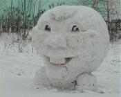 Снежные фигуры не выдержали «внимания» горожан