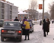 Какова дорожная ситуация в Назарово?