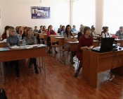 В назаровском строительном техникуме сегодня прошла городская научно-практическая конференция