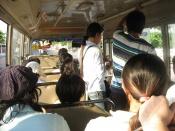 В автобусе Назарово оставлена сумка с деньгами