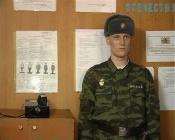 В военкомате Назарово продолжается набор на контрактную службу
