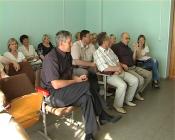 2 июня единороссы Назарово провели заседание политсовета
