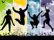 Молодёжный фестиваль «Песни нашего двора»