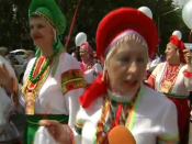 Назарово собрал гостей на фестиваль национальных культур