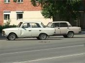 Парковок в Назарово не хватает