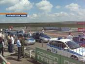 Инспектор ДПС из Назарово стал пятым на гоночной трассе