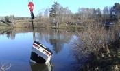 В окрестностях Назарово затонула машина. Трое парней погибли