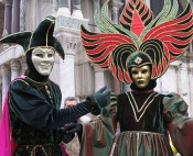Карнавал сказочных героев «Надевай скорее маску!»