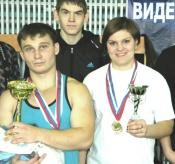 Назаровские атлеты выступили достойно