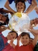Цикл конкурсно-игровых программ для детей «Веселый класс»