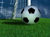 Детский турнир по футболу среди дворовых команд на призы местного отделения партии «Единая Россия»