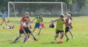 Зональные соревнования по футболу среди детских дворовых команд