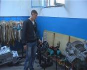 Студент Назаровского энергостроительного техникума  стал стипендиатом губернаторской премии