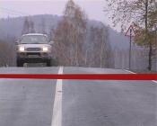 После ремонта открыта резервная дорога Назарово