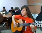 В очередной раз воспитанники клуба авторской песни Назарово стали лучшими