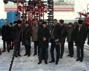 Назарово посетили краевые депутаты и министр сельского хозяйства края