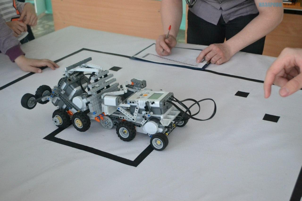 Как сделать правильный robot 860