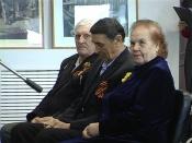 Сразу три учреждения организовали для ветеранов необычную встречу