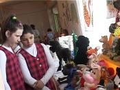 В Назаровском районе состоялся уже седьмой парад сибирской игрушки