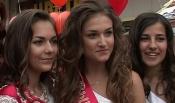 В городе Назарово состоялся выпускной бал