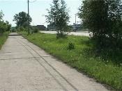В городе Назарово началось строительство автовокзала