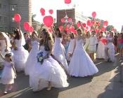 В городе Назарово отметили День молодежи