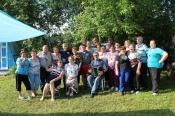 В деревне Костеньки прошла первая встреча земляков