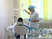 В назаровской стоматологии выбрали «народных докторов»