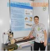 Назаровского школьника за его изобретения пригласили в столицу России