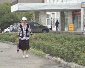 В этом году в городе Назарово посажено меньше цветов