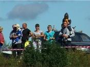 Пилоты вновь испытали свои автомобили «на выживание»
