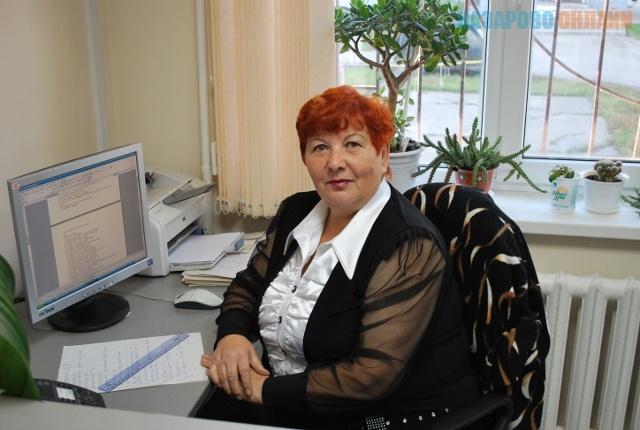 Коллектив назаровской газеты
