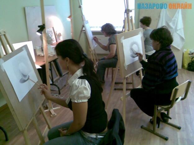 Мастер класс по рисованию в спб