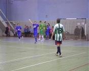 В субботу состоится первая игра сборной города Назарово по футболу