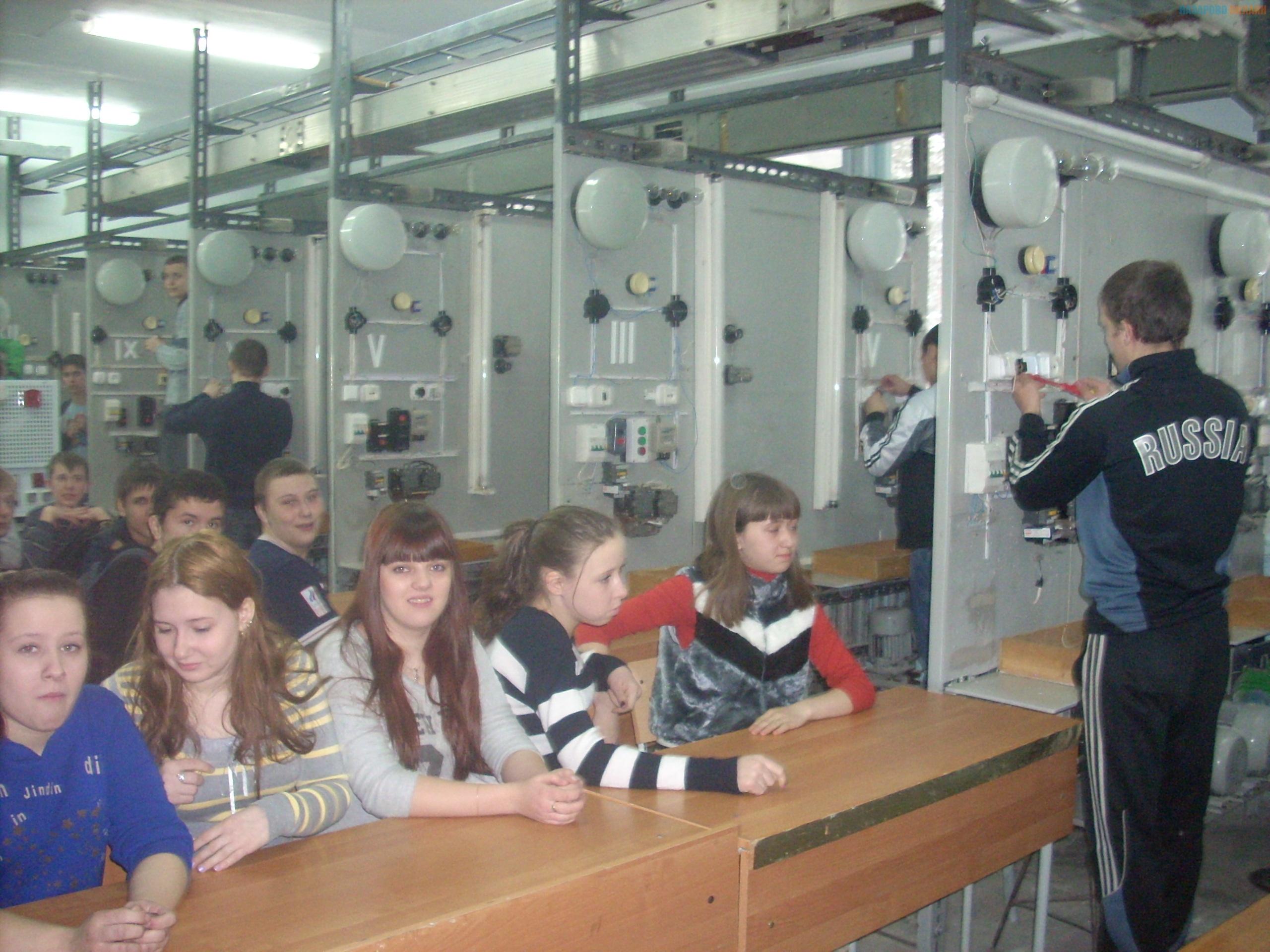 26 декабря в строительном техникуме города назарово состоялось итоговое собрание студентов университета iii возраст