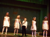 Детский концерт «Весенняя радуга»