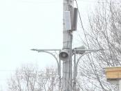 Громкое радио беспокоит жителей разных районов города