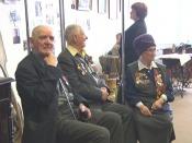 В музейно-выставочном центре открылась экспозиция к 9 Мая