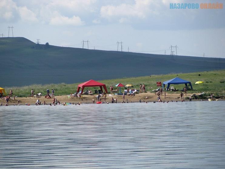 Базы отдыха на озерах Хакасии пустуют Владельцы баз сетуют на спад туристов...