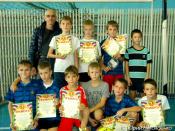 Футболисты 9 школы стали лучшими в первенстве города