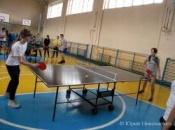 В 7 школе учатся лучшие теннисисты