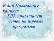В гостях у Зимушки-Зимы (0+)