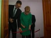 В Назаровском техникуме открыта новая лаборатория