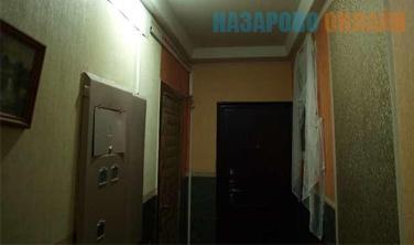 назарово жительницу назарово не устроили двери в подъезде