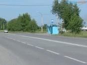 Дорожная разметка появится  на улицах города Назарово в течение лета