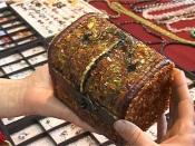 Мёд с международной выставки и украшения из камня