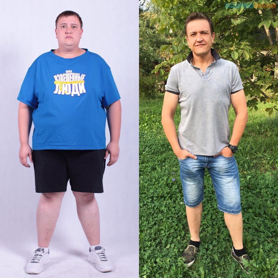 Похудеть как взвешенные люди