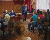 Основные тезисы «Справедливой России» назаровцам озвучил Михаил Делягин