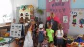 Районные дошкольники первыми включились в «Зеленый огонек»